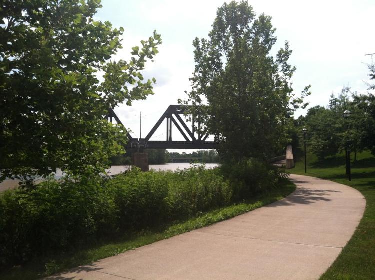 columbus bike trail