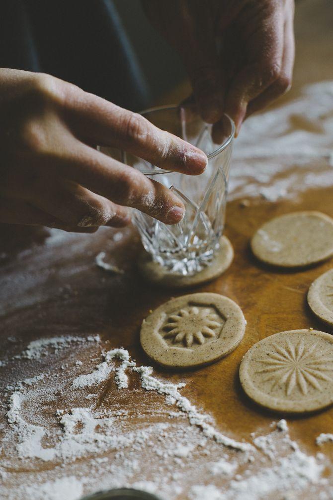 Crystal Print Cookies