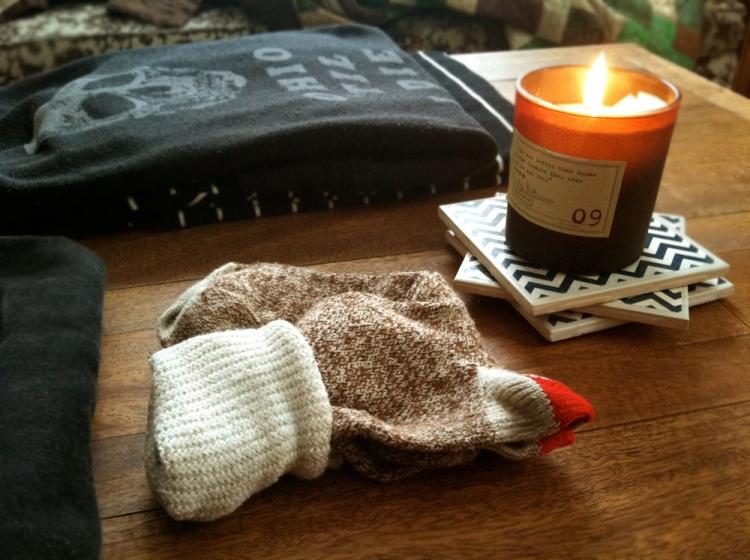Rockford Red Heel Socks